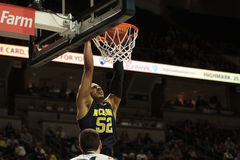 Michigan forward Jordan Morgan Royalty Free Stock Photography