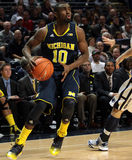 Michigan guard Tim Hardaway Jr. Stock Photo