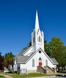 Michigan kyrka Arkivfoton