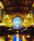 Michigan Law Quad. Historical building Ann Stock Image