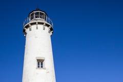 Michigan Lighthouse Background Royalty Free Stock Photo