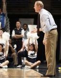 Michigan's coach John Beeline Royalty Free Stock Photo