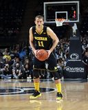 Michigan's #11 Nik Stauskas Royalty Free Stock Photo