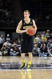 Michigan's Spike Albrecht No. 2 Stock Photography