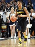 Michigan's #3 Trey Burke Stock Photo