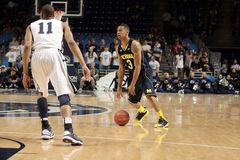 Michigan's Trey Burke Royalty Free Stock Image