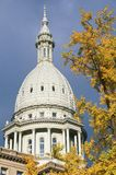 Michigan stan Capitol Zdjęcie Royalty Free