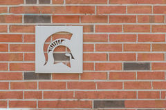 Michigan State University Campus Royalty Free Stock Photos