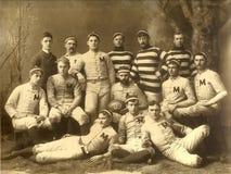 Michigan-Vielfrasse im Jahre 1888 Stockfoto