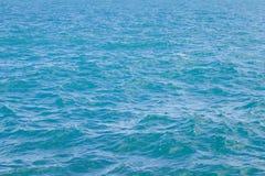 Michigansee-Wasser Lizenzfreies Stockbild