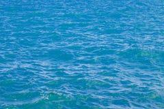 Michigansee-Wasser Lizenzfreies Stockfoto