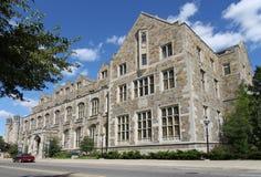 Michiganuniversitetet Ann Arbor arkivfoton