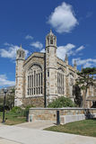 Michiganuniversitetet Ann Arbor royaltyfria bilder
