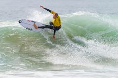 Mick Fanning AUS royalty free stock photography