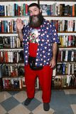 Mick Foley royaltyfria bilder