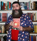 Mick Foley Stock Photo