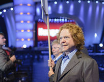 Mick Hucknall Royalty Free Stock Photo