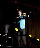 Mick Jagger Fotografía de archivo libre de regalías