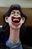 Mick jagger caricature 33 Royalty Free Stock Image