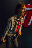 Mick Jagger wosku postać Zdjęcia Royalty Free