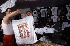 MICK JAGGER Y THE ROLLING STONES Fotografía de archivo