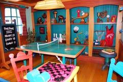 Mickey的迪斯尼乐园的佛罗里达游戏室 库存照片