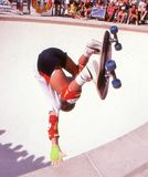 Mickey Alba inverted Stock Photo