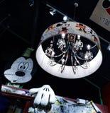 Mickey Light Stock Photography