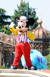Mickey Mouse Fotografia de Stock