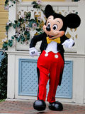 Mickey Mouse Royalty Free Stock Image