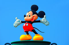Free Mickey Mouse Royalty Free Stock Photography - 21090307