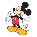 Mickey mouse character cartoon Stock Photo