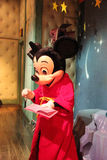 Mickey Mouse chez Disneyland Images libres de droits