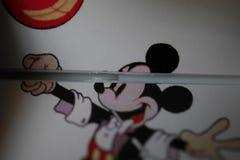 Mickey Mouse Christmas Tree Ornament - Walt Disney Company photo stock