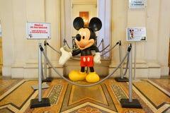 Mickey Mouse dans les Frances Image stock