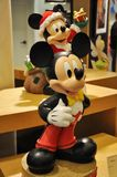 Mickey Mouse decoration. In Disney Store, Magic Kingdom, Disney World Orlando, Florida, USA Royalty Free Stock Photo