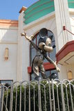 Mickey Mouse. The Disneyland in the suburb of Paris Stock Photos