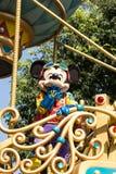 MICKEY MOUSE EN DESFILE Imagen de archivo libre de regalías