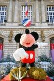 Mickey Mouse en Francia Fotos de archivo libres de regalías