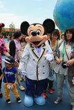 Mickey Mouse en Tokio DisneySea Imagenes de archivo