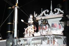 Mickey Mouse från Disneyland Kalifornien Arkivbilder