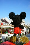 Mickey Mouse in France Royalty Free Stock Photos