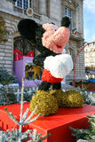 Mickey Mouse in France Stock Image