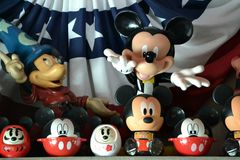 Mickey mouse Museum Stock Images