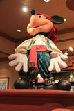 Mickey Mouse Sculpture Fotografía de archivo libre de regalías
