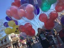 Mickey Mouse sväller Disneyland Los Angeles USA Royaltyfri Fotografi
