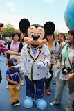 Mickey Mouse at Tokyo DisneySea Royalty Free Stock Photography