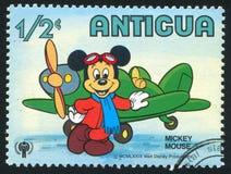 Mickey mus royaltyfri bild