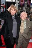 Jan & Mickey Rooney Stock Photos