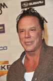 Mickey Rourke Stock Photography